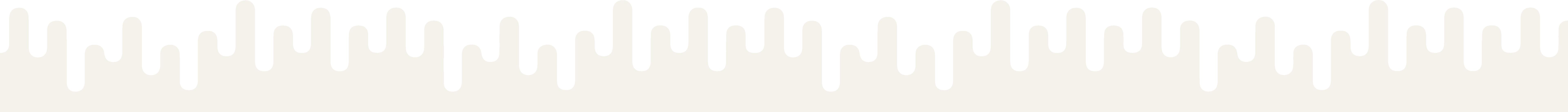 bordure écru